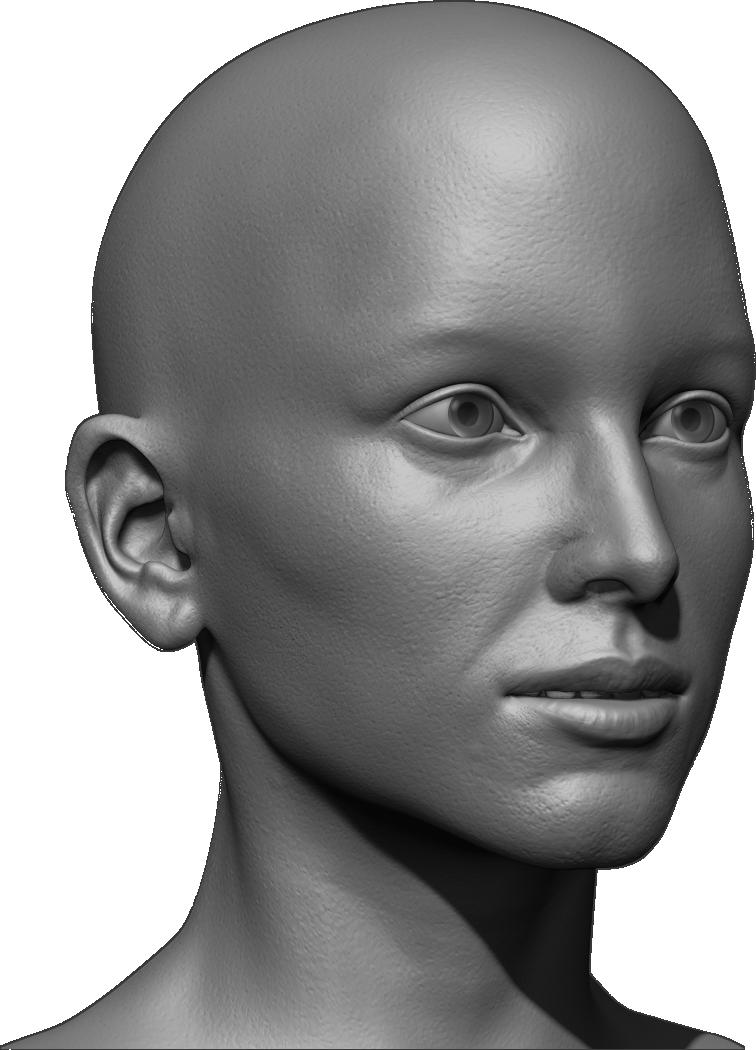 Pore Effect Using an Alpha