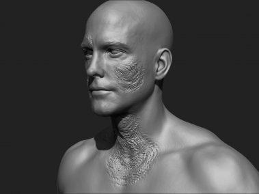 Zombie Skin 6